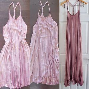 NWOT Kauai Lavender Beach Dress
